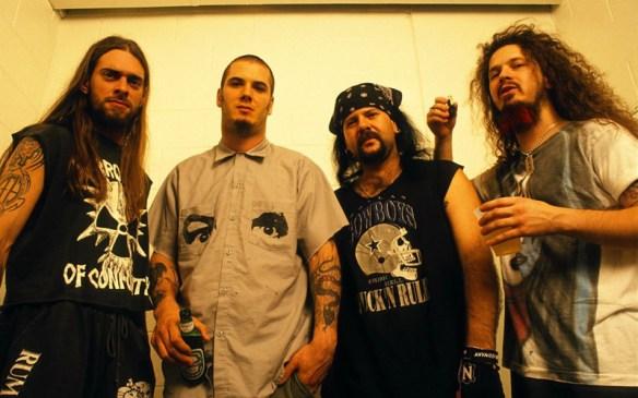 Pantera Teases Far Beyond Driven 25th Anniversary Vinyl Ghost Cult