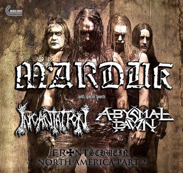 Murduk Us Tour Dates