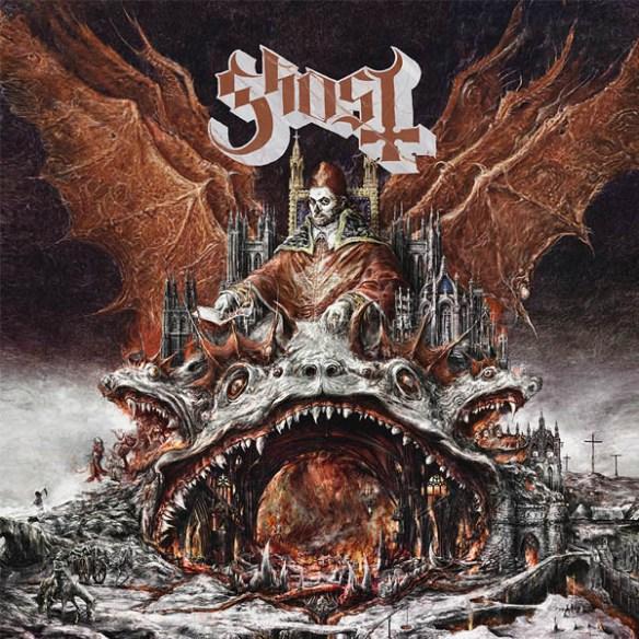 Papa Emeritus | Ghost Cult Magazine
