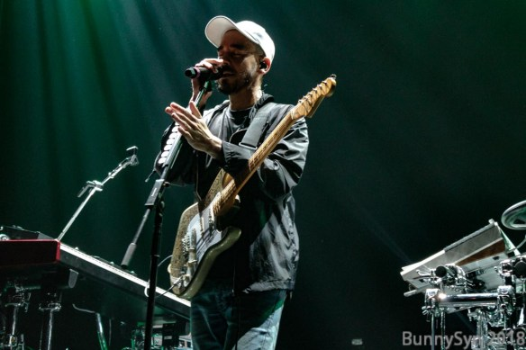 Mike Shinoda Says Linkin Park is Not Actively Looking For a