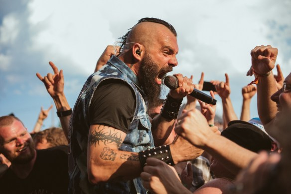 Jesse Leach Gives an Update on His Side Projects – Times of