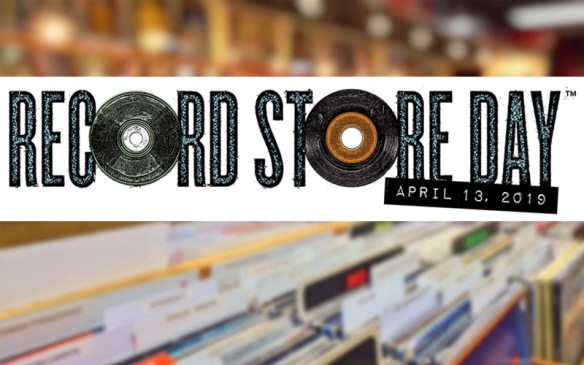 Celebrate Record Store Day 2019 by Supporting Bands, Local