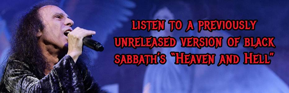SABBATH HEAVEN AND HELL