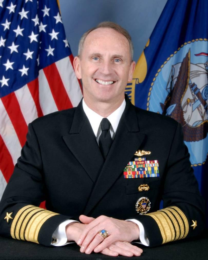 Admiral Jonathan Greenert