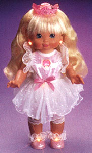 PJ Sparkles Dolls Ghost Of The Doll