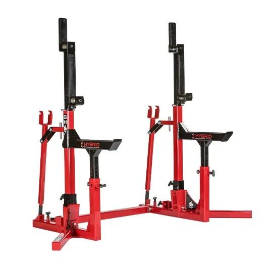 Hybrid Squat Rack