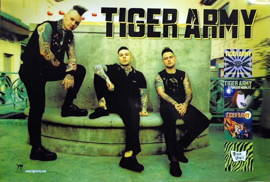 Tiger Army – Discografia   BLOG OF DOOM
