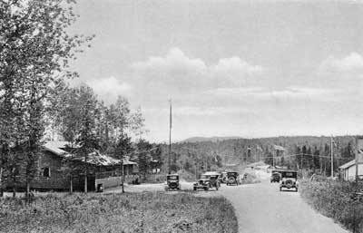 Pigeon River Ghost Town Images Historical And Town Site
