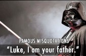 darth vader-star wars-i am your father-wrong movie line