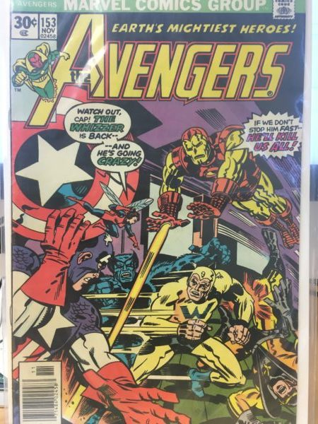 Free Giveaway Avengers Comic Book