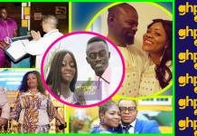 Ghanaian Celebs who've had marital Scandals