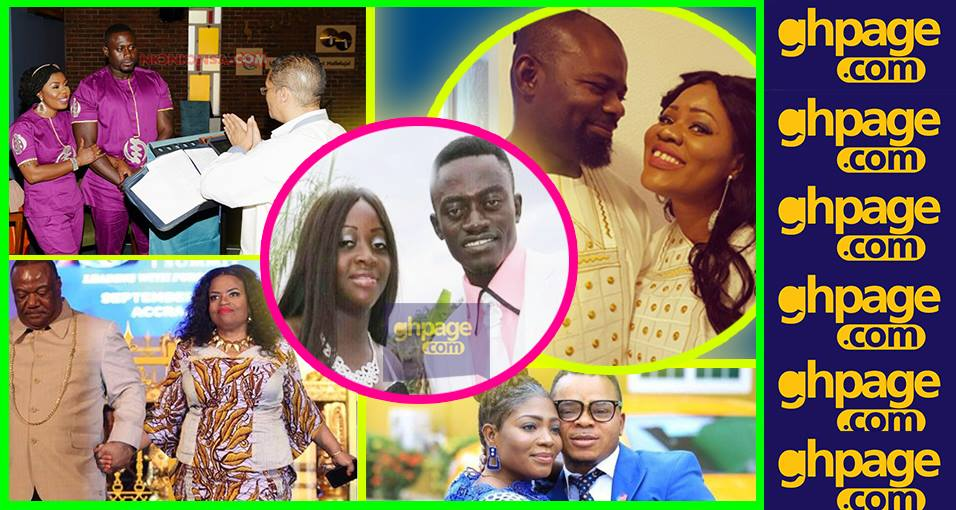 Ghanaian Celebs who've had marital Scandals