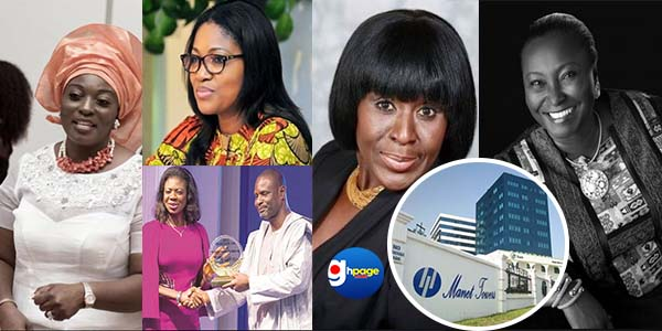 Meet The 5 Richest Women In Ghana, Their Net Worth and Source Of Wealth