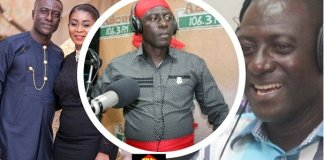 Ghpage has the audio which prompted Adom FM to interdict morning show host Captain Smart from air