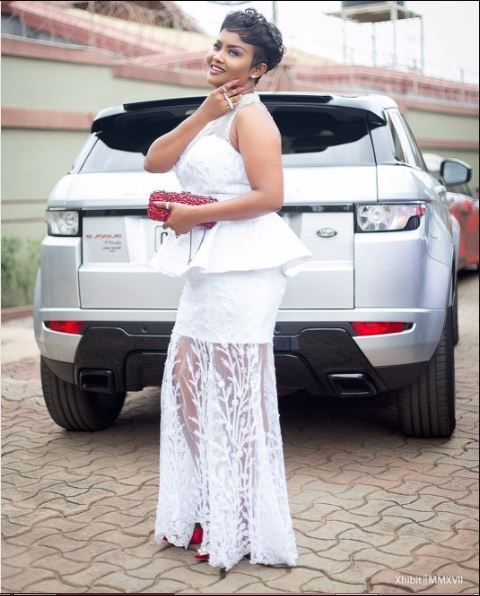 Nana Ama McBrown Looking Gorgeous In Newly Stunning Photos