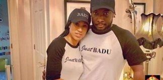 Sonnie Badu and Wife 3rd wedding Anniversary