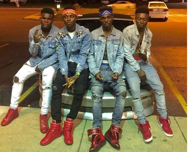"""Listen up: American Based Ghanaian music Group """"African money Gang"""" presents a brand new track titled """"Alhaji"""""""