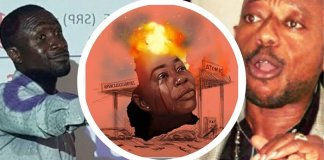 Avraham Ben Moshe attacks Bishop Obinim, Prophet Owusu Bempah & co on the Atomic Gas explosion(Video)
