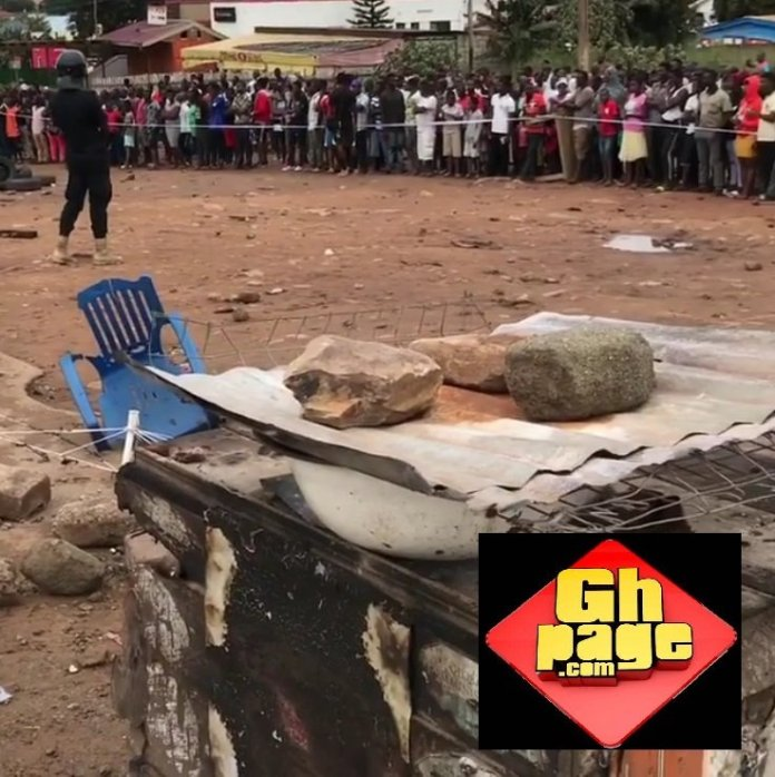 Khebab Seller Caused Atomic Explosion and here's how it all happened – Video