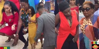 """Video: Maame serwaa, Bill Asamoah, Emelia Brobbey And Others """"Dance"""" At The Commissioning Of Xylofon New Office In Kumasi"""