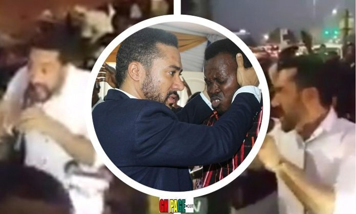 VIDEO: Majid Michel preaches on the streets of Kumasi