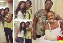 Nana Ama McBrown mother Cecilia Agyenim Boateng