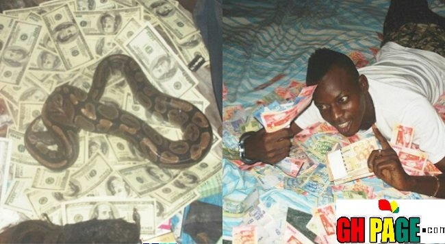 Sakawa boy makes shocking confession of how he sacrificed his mother to get rich