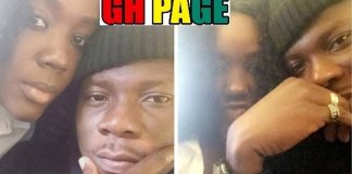Romantic!: Stonebwoy & Dr.Louisa chopping love in new PHOTOS -Check them out