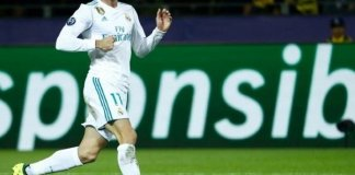 Bale misses reunion with former side as Zidane names squad for to face Tottenham