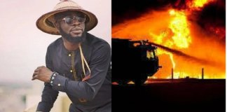 Manifest Narrates How He Escaped The Atomic Junction Explosion