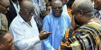 Prez Akufo-Addo wished Shatta Wale on his birthday but ignored JM on his and Ghanaians can't think far