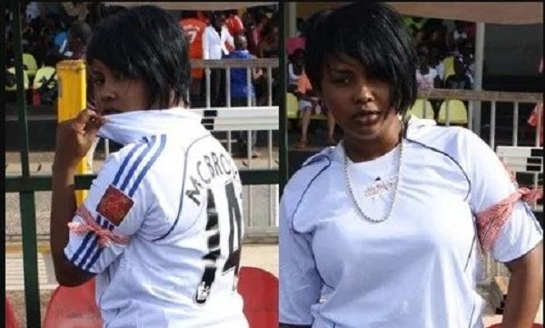 Why I Ended My Football Career For Acting - Nana McBrown Reveals
