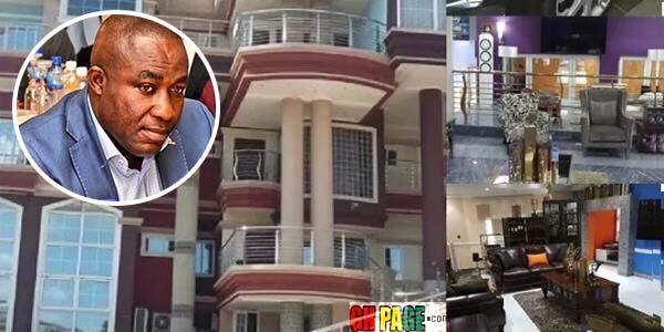 Look inside the heavenly multi-million dollar mansion of Peace FM owner Osei Kwame Despite(Photos)