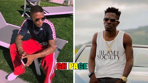 Revealed: The CAF Awards organizers begged Wizkid to perform & they had to sideline Shatta Wale to please Wizkid