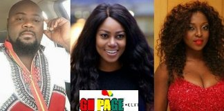Sammy Forson & Yvonne Okoro Visit Yvonne Nelson To Wish Her A Happy Birthday (VIDEO)