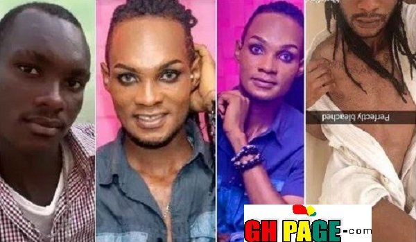 Ghanaian Gay Man Who Says He's A Better Prostitute Than Bobrisky (Before & After Photos)