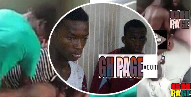 Ashanti regional Police arrest 3 suspects in teenage gang rape (Photos)