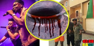 The blood pot Fuse ODG found in his house was for a Muslims ritual - Killbeatz' Management