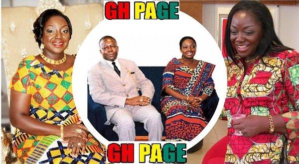 Profile: Meet Lady Julia Osei Tutu - The wife of Asantehene, Otumfuo Nana Osei Tutu II [Photos]