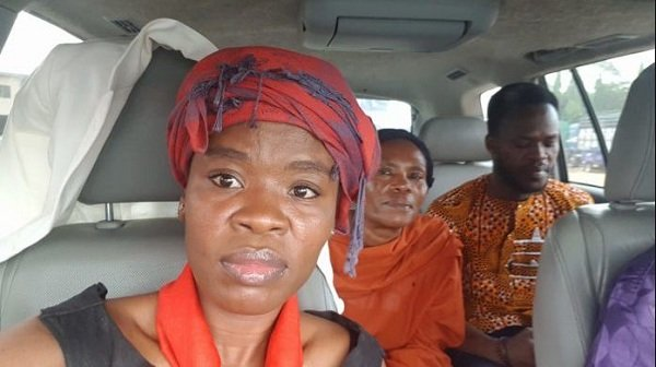 Multimedia Staff Ohemaawoyeje Loses Her Dad