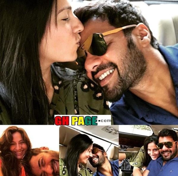Video: Kumkum Bhagya's Abhi and His 'Real' Wife Are The Most Romantic Thing On The Internet