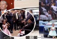 Rise Up And Walk: Pastor Bushiru's daughter, Israella Bushiri Heals A Lady With A Stroke (Video)