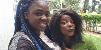 A Kumawood Actress has vowed she will rather die than to Seek help from NPP [See Her Photos]