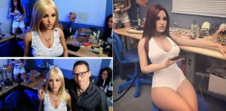 Video: Meet Harmony, the talking $ex Doll who Orgasms and remembers your birthday