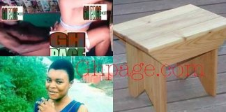 There is an increase kitchen stool sales in Ghana & people are blaming the headmaster $extape
