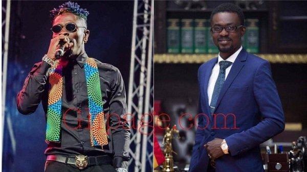 Zylofon Boss, Nana Appiah Mensah planning to sign Shatta Wale unto his label? Bulldog has this to say