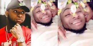 Davido Lits Up Social Media With Stunning Photos With His Girlfriend