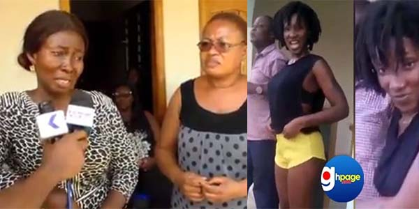 Video:The aunt who took Ebony's last video at her mum's house narrates what really happened