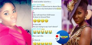 Kaakie releases her last chat with Ebony before her death