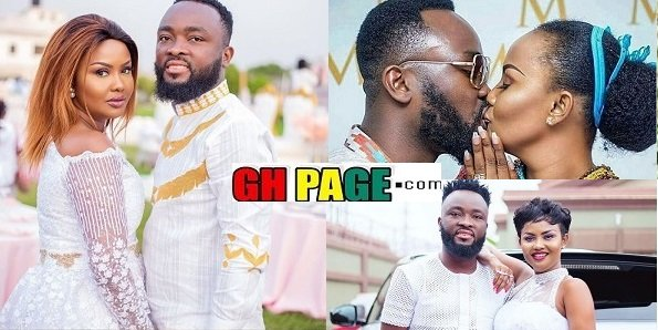 Nana Ama McBrown And Hubby Upgrade Marriage To The Next Level In Latest Stunning Photo
